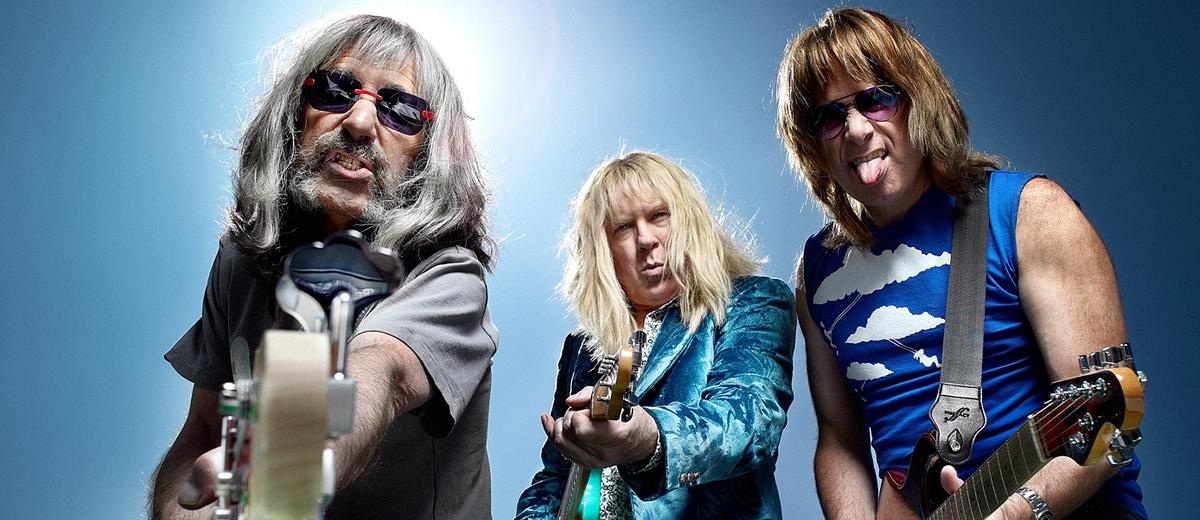 The Greatest Fictional Rock Stars